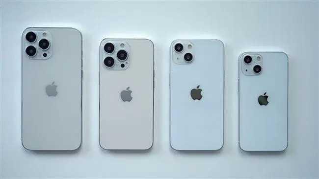 iPhone13全系列参数对比_iPhone13系列参数介绍