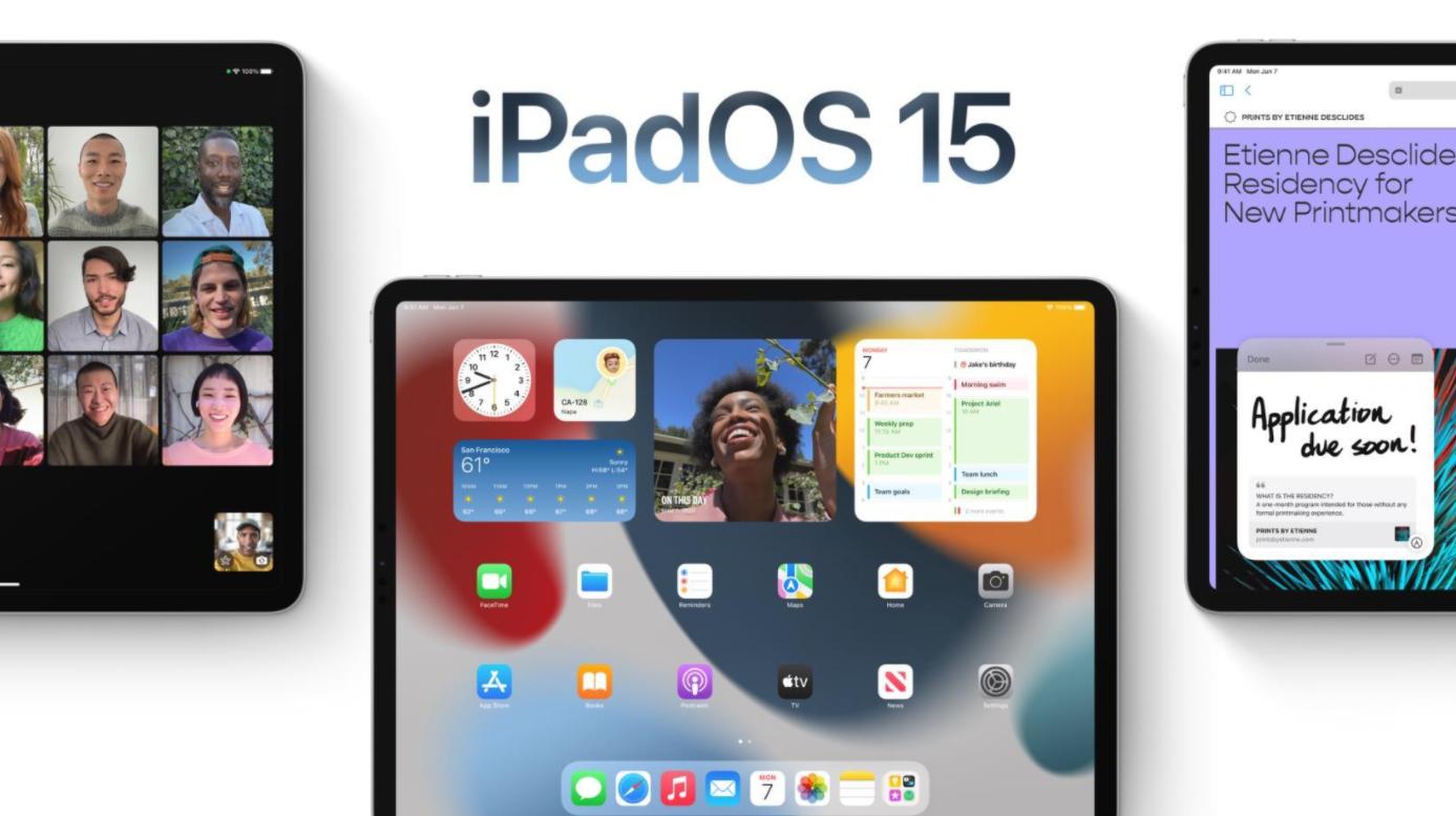 ipados15正式版推送时间_ipados15正式版什么时候可以更新