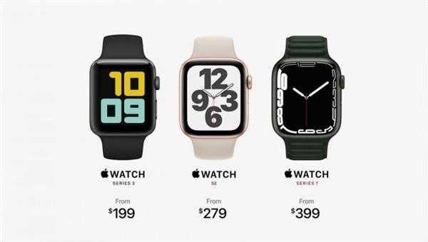 Apple Watch S7值得买吗_Apple Watch S7值不值得买