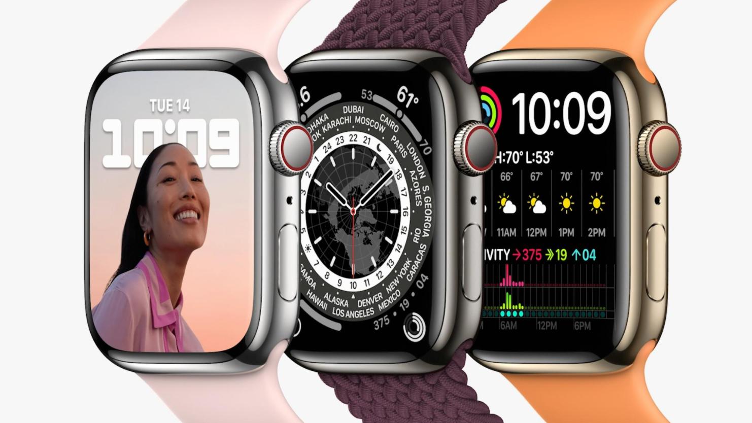 apple watch series 7续航_apple watch series 7续航时间多长