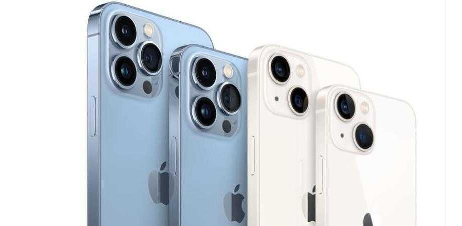 iPhone13和iPhone13Pro区别_iPhone13和iPhone13Pro参数对比