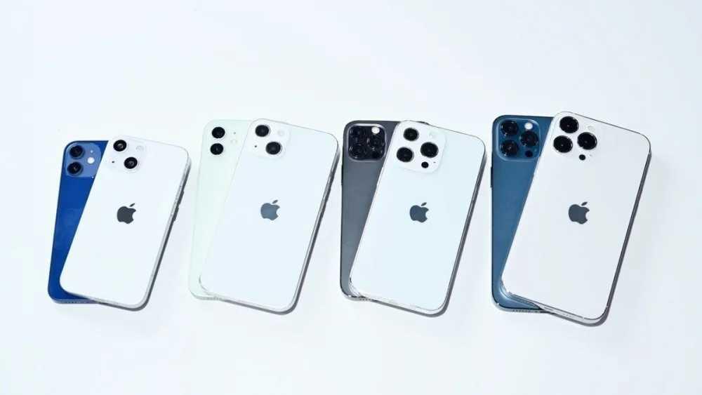 iPhone13与iPhone12有什么不同_配置性能对比