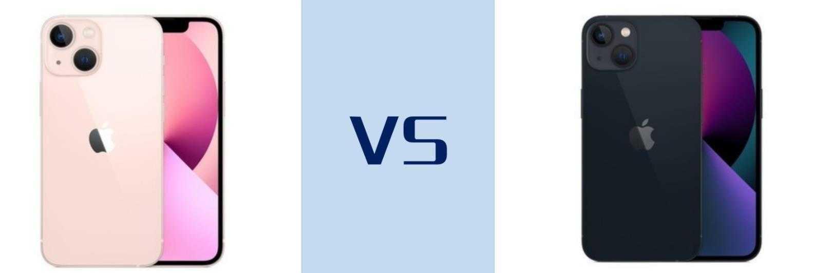 苹果13和13mini有什么区别_苹果13和13mini有什么不同