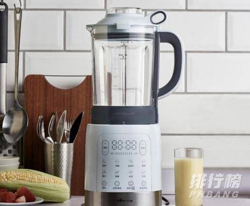 破壁机和豆浆机有什么区别_破壁机和豆浆机哪个好