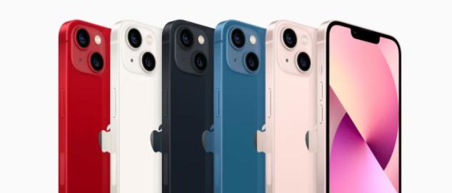 iPhone13、12、11续航对比_续航时间提升多大