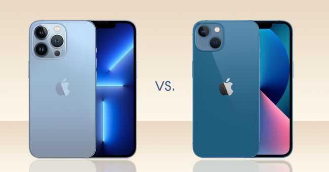 iPhone13系列选13还是pro?哪款更值得入手