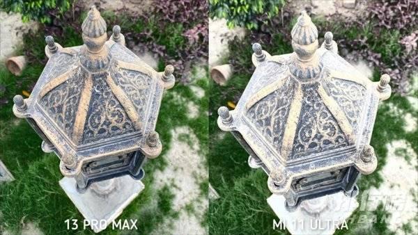iPhone13ProMax和小米11Ultra拍照对比_哪款拍照效果更好