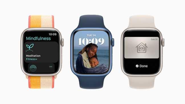Apple Watch Series 7屏幕尺寸_尺寸大小