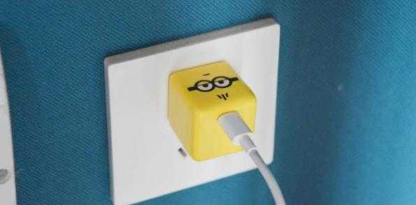 努比亚小黄人充电器开箱_努比亚小黄人充电器开箱体验