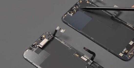 iPhone13Pro拆解_iPhone13Pro拆机图解