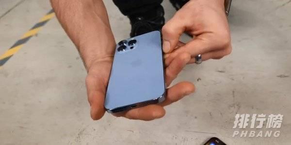 iphone13pro和iphone13promax抗摔吗_抗摔测试
