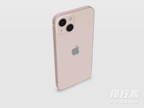 苹果13粉色和星光色哪个好看_颜色区别对比