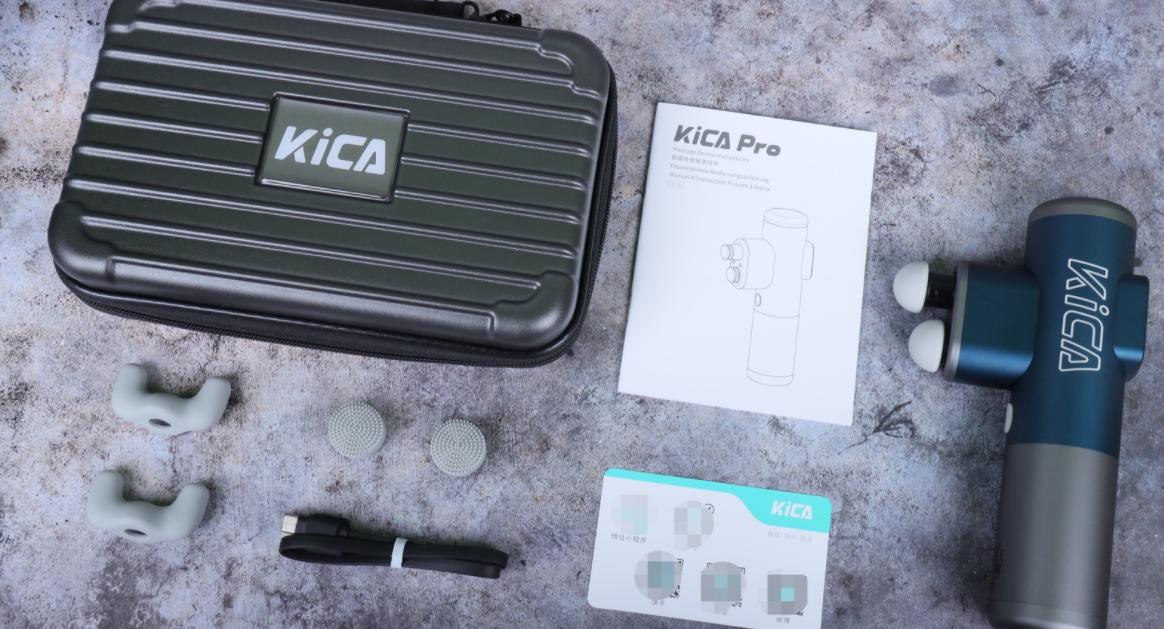 KiCA Pro筋膜枪怎么样值得买吗_KiCA Pro筋膜枪评测