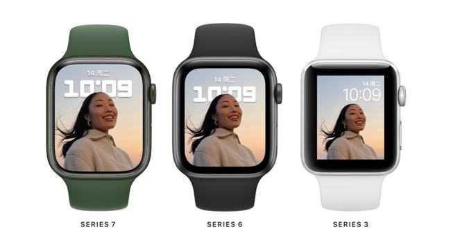 Apple Watch s7什么时候上市_Apple Watch s7什么时候开售
