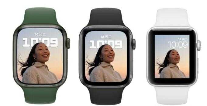 Apple Watch Series 7值得买吗_Apple Watch Series 7值不值得买