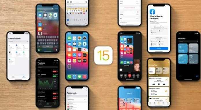 iOS15.0.1更新内容_iOS15.0.1更新了什么