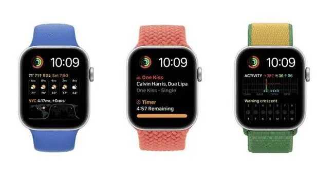 applewatchseries7表盘尺寸是多大?