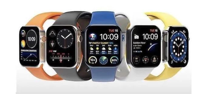 Apple Watch Series 7价格_国内价格
