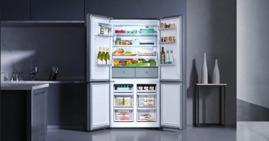 米家十字四门冰箱尊享版550L值得购买吗?