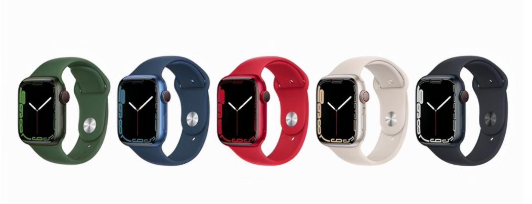 Apple Watch Series 7什么时候发货_发货时间
