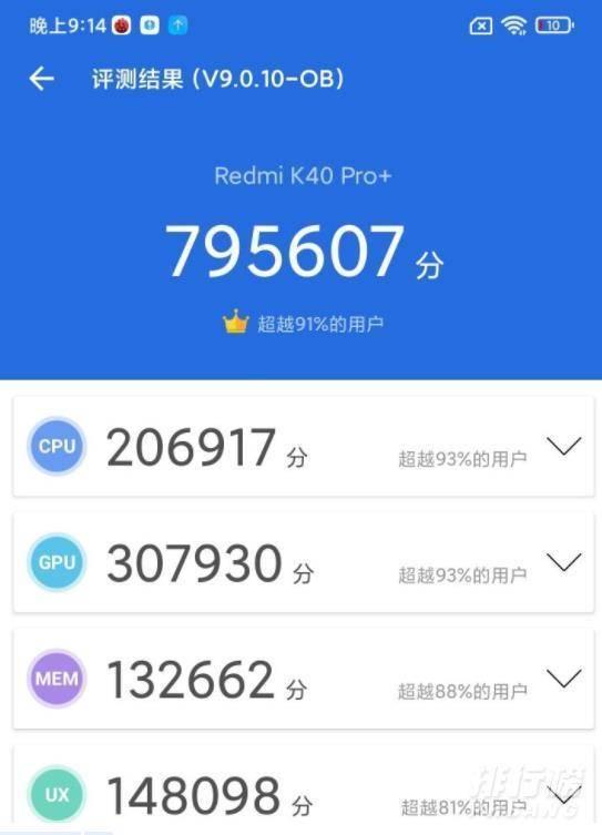 红米k40pro+参数和配置_红米k40pro+参数配置介绍