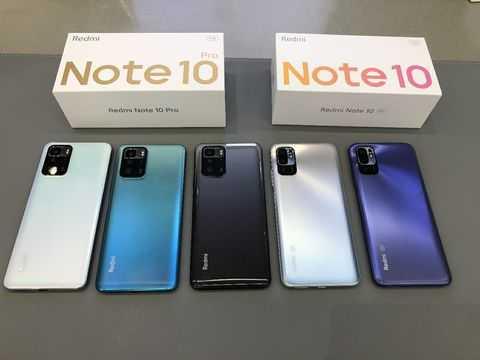 红米note10和红米note10pro怎么选_哪款更值得买