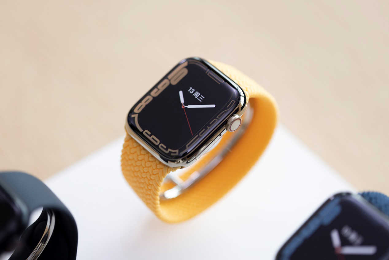 applewatchseries7哪个颜色值得入?