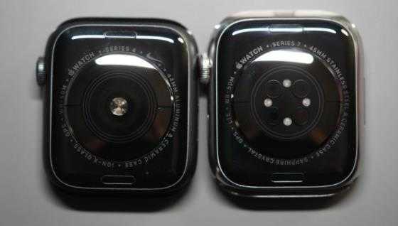 AppleWatchSeries7和6对比_AppleWatchSeries7和6有什么不同