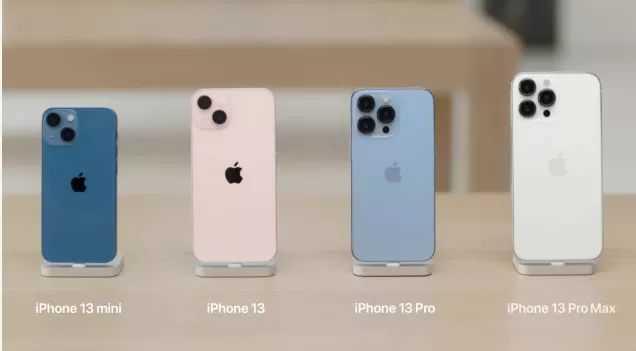 iphone13和iphone11的区别_iphone13和iphone11参数对比