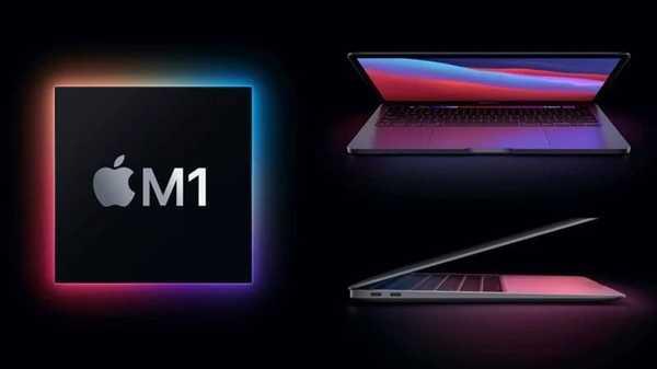 m1pro和m1芯片参数_m1pro和m1芯片参数性能对比
