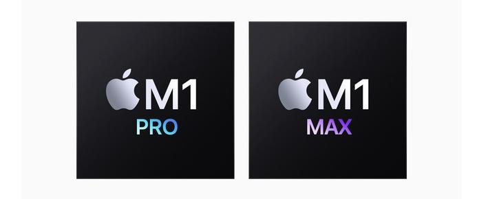 M1Pro和M1Max芯片有哪些不同_区别对比