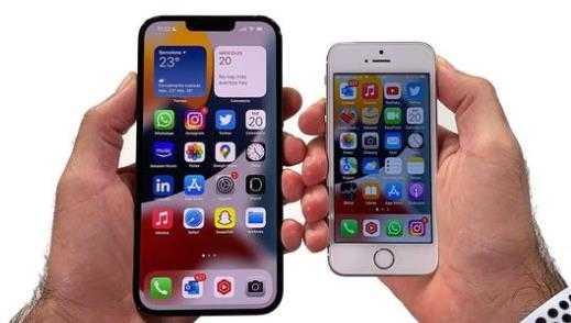 iPhone13ProMax和iPhoneSE拍照对比_拍照区别