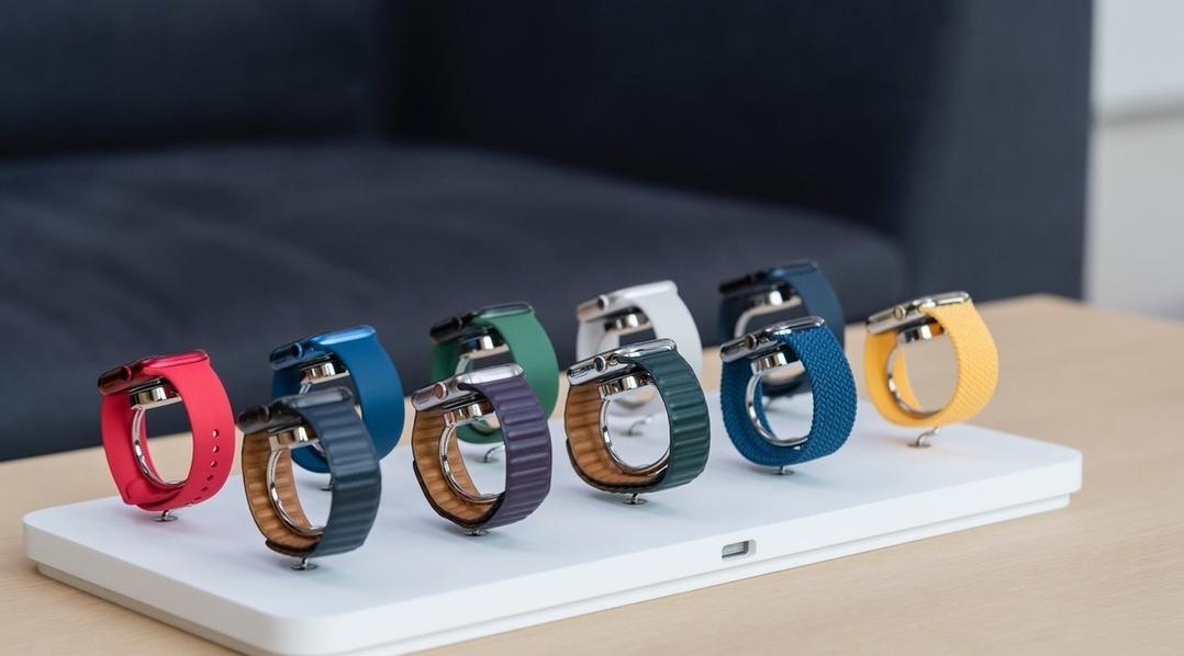苹果watch7什么颜色好看_苹果手表7哪个颜色适合女生