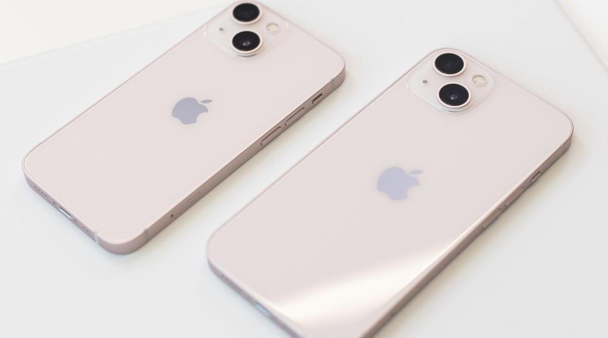苹果13颜色有哪些颜色好看_女生iphone13什么颜色好看